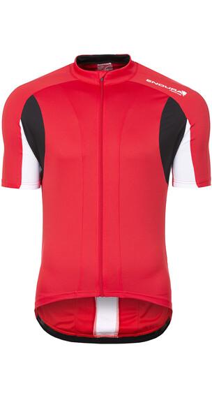 Endura FS260 Pro II Koszulka kolarska czerwony